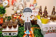 tema harry potter - bruno - inesquecível festa infantil