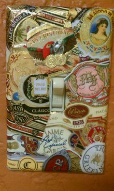 Cigar Geeks - Viewing a Thread - Cigar Band Coaster / Table