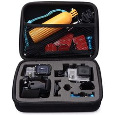 Medium size new Travel Storage collection bag Case for GoPro Hero 3 3+ Action Camera Accessories Fast Shipping