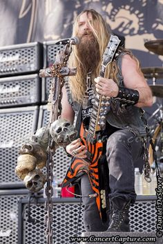 Black Label Society - 2014 Rock on the Range