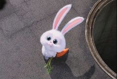 Illumination Entertainment offers up Easter greetings in a new video that promotes their upcoming The Secret Life of Pets movie, in theaters July Cute Disney Wallpaper, Cute Cartoon Wallpapers, Cartoon Pics, Snowball Rabbit, Evvi Art, Cute Bunny Cartoon, Rabbit Wallpaper, Pets Movie, Secret Life Of Pets