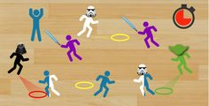 The #PhysEd Newsletter #002: Star Wars Tag is an amazing #PhysEd #game. Learn all about it in this edition of the newsletter!