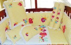 "#ABC #Alphabet #Neutral #Baby #Crib #Bedding #Nursery #Cotlinen #Letters  #Bumper (24ply) =5000/- #Cotsheet = 1250/- #Handquilt /#Quilt (24ply) = 1250/- #PillowCase (12*18)& (10*15) = 625/- & 695/- #Roller /#Bolster (18"") (22"") = 625/- 695/-  #Infant #Newborn #Roomdecor #Coolmum #Fashinista #Babyroom #Cotset #Quilting #BabyShower"