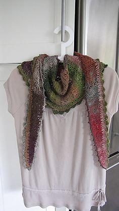 Ravelry: Shawlini pattern by Kathy Kelly - it's free!