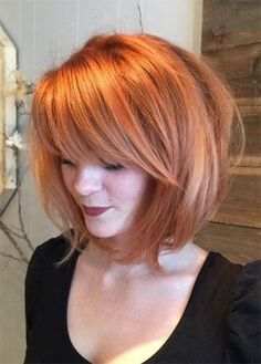short_bob_hairstyles_haircuts_with_bangs42 » New Medium Hairstyles