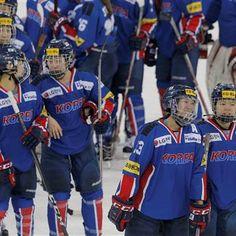'Same blood' bonds unified Korean Olympic hockey team