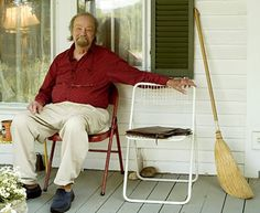 """""""a cowbell, / a broken great-grandmother's rocker, / a dead dog's toy—valueless, unforgettable / detritus"""" Donald Hall, The Things from The Back Chamber (2011, Houghton Mifflin)"""