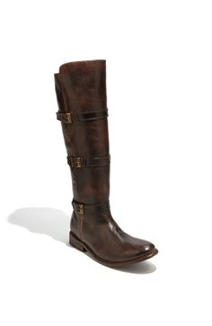 Bed Stu 'Kitty' Buckle Boot....$200 less than the Frye ones I have my eyes on!
