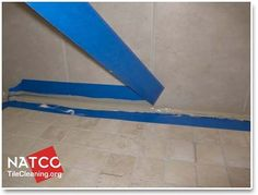 How to Professionally Re-Caulk a Tile Shower
