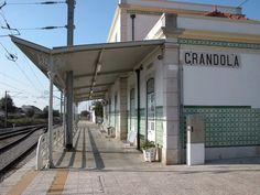 estação de Grandola