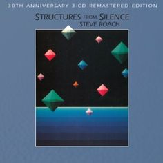Steve Roach - Structures from Silence, Orange