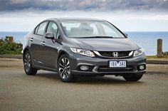 2016 Honda Civic Sedan Photos