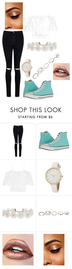 """""""Tumblr Traveler"""" by tillbillm ❤ liked on Polyvore featuring Boohoo, Converse, Ganni, Humble Chic, GUESS and tumblr"""