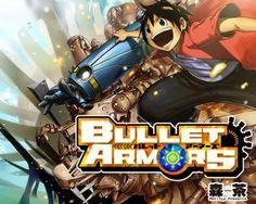 Primeiras impressões de Bullet Armors: https://yoroshiku.blog.br/2015/09/20/sobre-to-love-ru-e-bullet-armors-novos-mangas-da-jbc/ #manga #bulletarmors