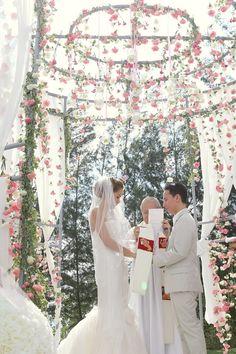 Glamorous outdoor wedding at cove 55 kuching wedding notebook and glamorous outdoor wedding at cove 55 junglespirit Gallery
