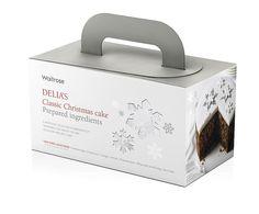 Delia's Classic Cake Box