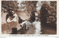 ALLUYES - ( 28 ) - Le Lavoir
