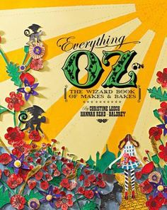 Create lots of wonderful projects inspired by the Wonderful Wizard of Oz with this clever book! Includes instructions for 50 different creations from a dress-up