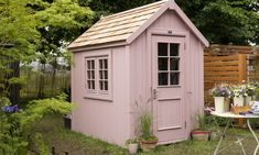 Why You Need Quality Proven Backyard Shed Plans If You Decide To Build a Shed In Your Backyard. My outdoor plans shed. Backyard Sheds, Outdoor Sheds, Outdoor Greenhouse, Timber Garden Sheds, Posh Sheds, Pallet Shed Plans, Steel Sheds, Custom Sheds, Gardens