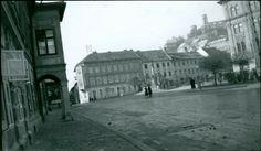Rybné námestie Bratislava, Louvre, Retro, Building, Travel, Viajes, Buildings, Destinations, Traveling