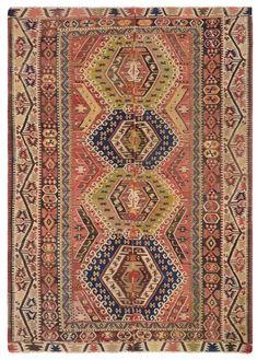 kilim kayseri Kilims, Bohemian Rug, Rugs, Home Decor, Carpet, Home, Farmhouse Rugs, Decoration Home, Room Decor