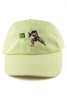 eafac35aff9 Home    Headwear    Hadouken 6 Panel Dad Hat