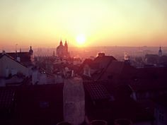 Get Winter sunrise over Prague photos and images from Picfair. Find high-quality stock photos that you won't find anywhere else. Prague 1, Czech Republic, Empire State Building, Airplane View, Sunrise, Europe, Stock Photos, Winter, Travel