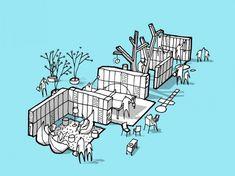 Школа Местерфьелле © Cebra / Various Architects / Ostengen & Bergo