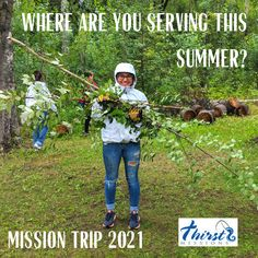 Are you planning to take a mission trip this summer? Tell us where you will be serving, and we will be praying for you as you prepare for the ministry ahead! #missions #ministry #summermissiontrip #missiontrip #ThirstMissions #together #Alaska #Appalachia #Belize #PuertoRico Belize, Ministry, Puerto Rico, Alaska, Pray, How To Plan, Summer, Cards, Summer Time