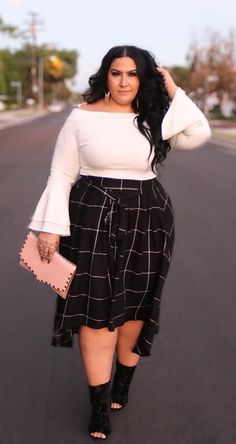 Plus Size Fashion fo