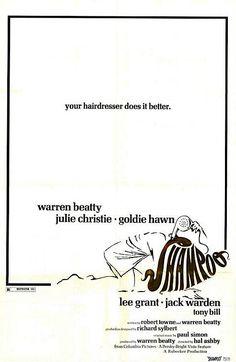 Shampoo Hal Ashby, 1975