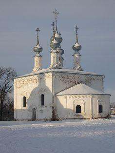 Church of the Entry into Jerusalem, Suzdal