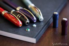 Visconti MyPen System Natural Stones