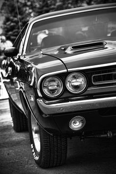1971 Dodge Challenger R/t by Gordon Dean II - 1971 Dodge Challenger R/t Photograph - 1971 Dodge Challenger R/t Fine Art Prints and Posters for Sale