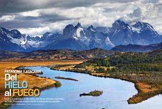 Patagonia y atacama