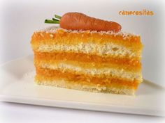 Tarta de zanahorias y coco 4