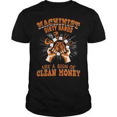 PROUD MACHINIST TEE