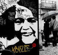 Smile, it's raining - Lisbona