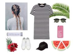 """""""2016"""" by sand-2009 ❤ liked on Polyvore featuring Nika, Michael Kors, Yves Saint Laurent, Ray-Ban and River Island"""