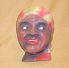 Aunt Jemima String Holder