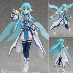 AmiAmi [Character & Hobby Shop]   figma - Sword Art Online II: Asuna ALO ver.