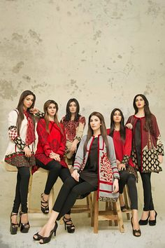House of Ittehad Vintage Love 2015 Valentine's Day Collection