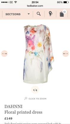 Ted Baker | Dahnni