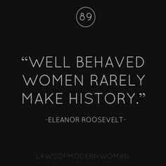 #women #history #wordstoliveby #mjangel