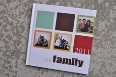 Family Yearbook. Website to order yearbooks from.