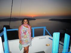 Santorini - Travel and Fashion Tips by Anna P.