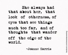 Greatness quote-Joanne Harris by krystal357