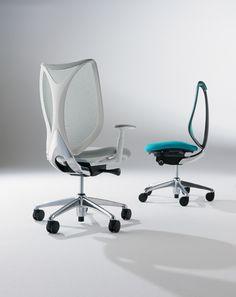"Okamura's high-performance task chair, ""Sabrina"""
