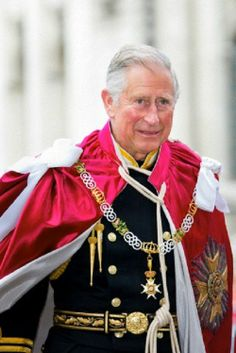 Prince Charles of the UK attends the Order of the Bath service at Westminster Abbey in London, UK, 09.05.2014. The Most honourable Order of the Bath is founded in 1725 by King George I. Queen Elizabeth if sovereign and Prince Charles is Great Master of the order.