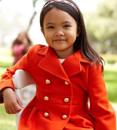 sweet pumpkin coat at gymboree